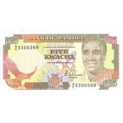 Zambia 5. 1. 1989. (s/f). SC. PIK. 30 a