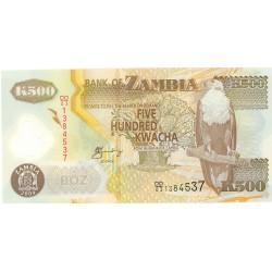 Zambia 500. 1. 2004. SC