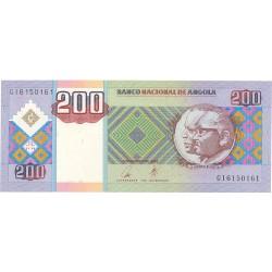Angola 200 Kwanzas. 2003. SC. PIK. 148