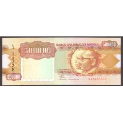 Angola 5000000 Kwanzas. 1991. SC. PIK. 134