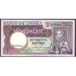 Angola 500 Escudos. 1973. SC. PIK. 107