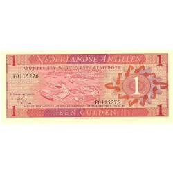 Antillas Holandesas 1 Gulden. 1970. SC. PIK. 20 a