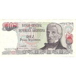 Argentina 10 Pesos. 1983. (s/f). SC. PIK. 313