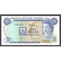 Bermuda 1 Dolar. 1984. SC. KM. 28 b