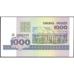 Bielorrusia 1000 Rublos. 1998. SC. PIK. 16