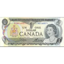 Canada 1 Dolar. 1973. SC. PIK. 85 C