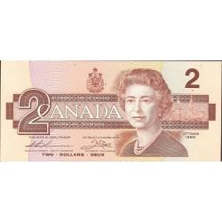 Canada 2 Dolar. 1986. SC. PIK. 94 b