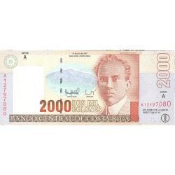 Costa Rica 2000 Colon. 1997. 30-07. SC. PIK. 265 a