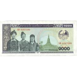Laos 1000 Kip. 1994. SC. PIK. 32 b