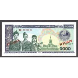 Laos 1000 Kip. 1998. SC. PIK. 32 s