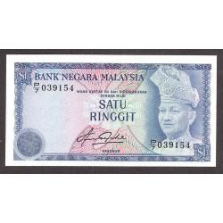 Malasia 1 Ringgit. 1981. SC. PIK. 13 b