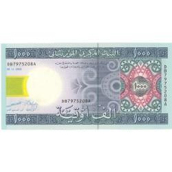 Mauritania 1000 Ouguiya. 2004. SC. PIK. 13