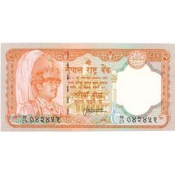 Nepal 20 Rupia. 1988. (s/f). SC. PIK. 38 b
