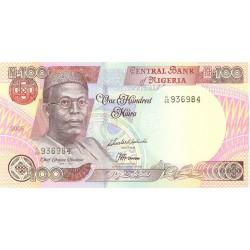 Nigeria 100 Naira. 2005. SC. PIK. 28 f