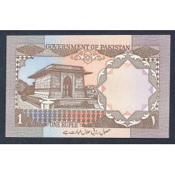 Pakistan 1 Rupia. 1983. SC. PIK. 27