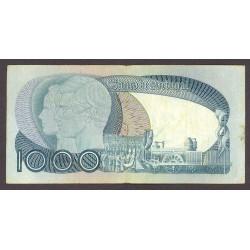 Portugal 1000 Escudos. 1968. MBC-. PIK. 175 a