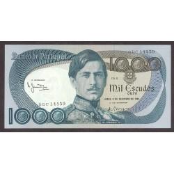 Portugal 1000 Escudos. 1981. SC. PIK. 175 c