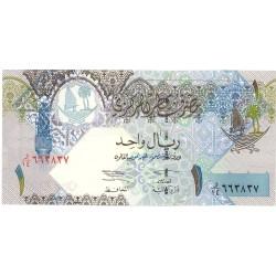 Qatar 1 Riyal. 2003. (s/f). SC. PIK. 20
