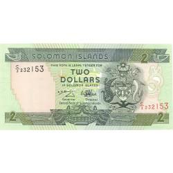 Salomon.-Islas 2 Dolar. 1997. (s/f). SC. PIK. 18