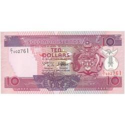 Salomon.-Islas 10 Dolar. 1996. (s/f). SC. PIK. 20