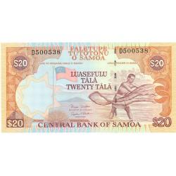 Samoa y Sisifo.-W. 20 Tala. 2005. (s/f). SC. PIK. Nuevo