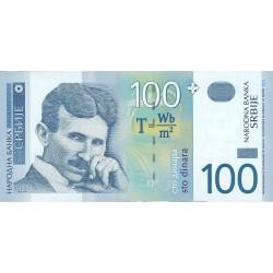 Serbia 100 Dinara. 2003. SC. PIK. 41