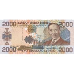 Sierra Leona 2000 Leone. 2003. 01-03. SC. PIK. 26