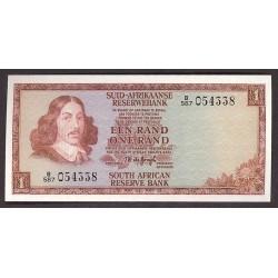 Sudafrica 1 Rand. 1967. SC. PIK. 116