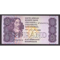 Sudafrica 5 Rand. 1990. SC. PIK. 119 e