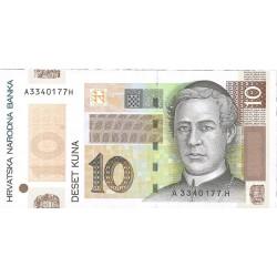 Croacia 10 Kuna. 2004. SC. PIK. 45 a