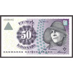 Dinamarca 50 Kroner. 1999. SC. PIK. 55 a