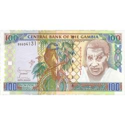 Gambia 100 Dalasis. 2001. (s/f). SC. PIK. 24