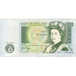 Gran Bretaña 1 Libra/Pound. 1978. EBC+. (Lev.doblezes). PIK. 377 a