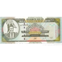 Haiti 250 Gourde. 2003. SC. PIK. 269