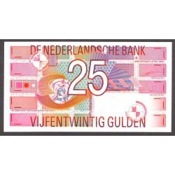 Holanda 25 Gulden. 1999. SC. PIK. 100