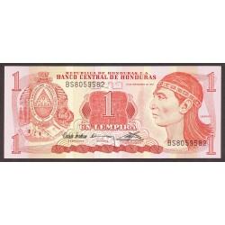 Honduras 1 Lempira. 1992. SC. PIK. 71