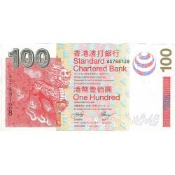 Hong Kong 100 Dolar. 2003. SC. PIK. 293
