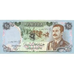 Iraq 25 Dinar. 1982. (AH-1402). SC. PIK. 73