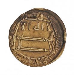 CALIFATO ABASIDA-(AH170/193-(796-809 d.c.). Dirham. 191. .Kalima. .Madinat al Salam. EBC. 2,95gr. AG. Ley:0,000. Ø21mm